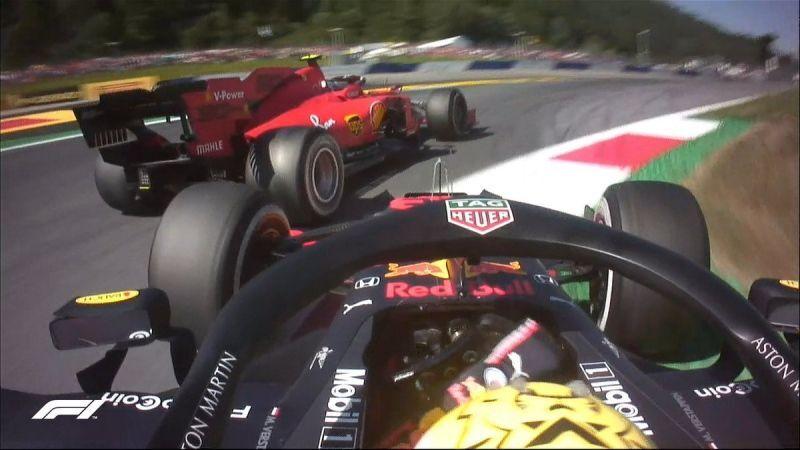 Carrerón en la Fórmula 1! Verstappen gana el GP de Austria